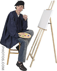 Artist_at_easel