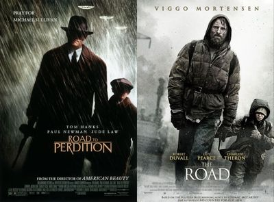 Road-to-perdition-the-road-posters-comparison